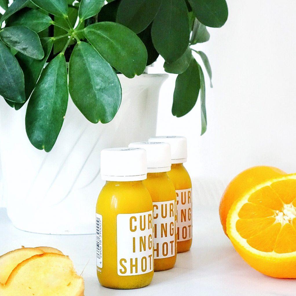 Curingshot Orange natürlich