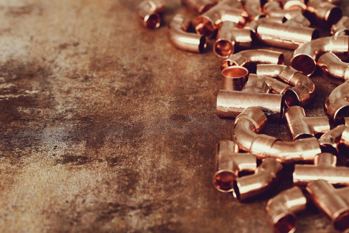 Mineralstoff: Kupfer
