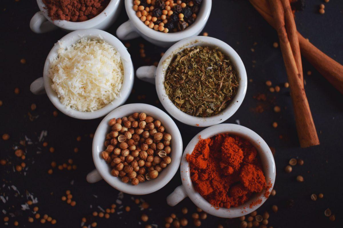 Nicht-nährende Inhaltsstoffe unserer Nahrung